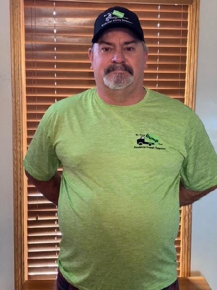 Steve Zadina - Part-Time Dumpster Delivery Expert