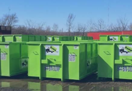 Quick & Easy Dumpster Rentals in Omaha, NE