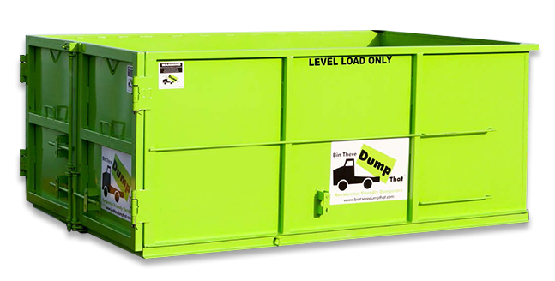 Your Ultra-Reliable, 5-Star, Residential Friendly Dumpsters for Omaha